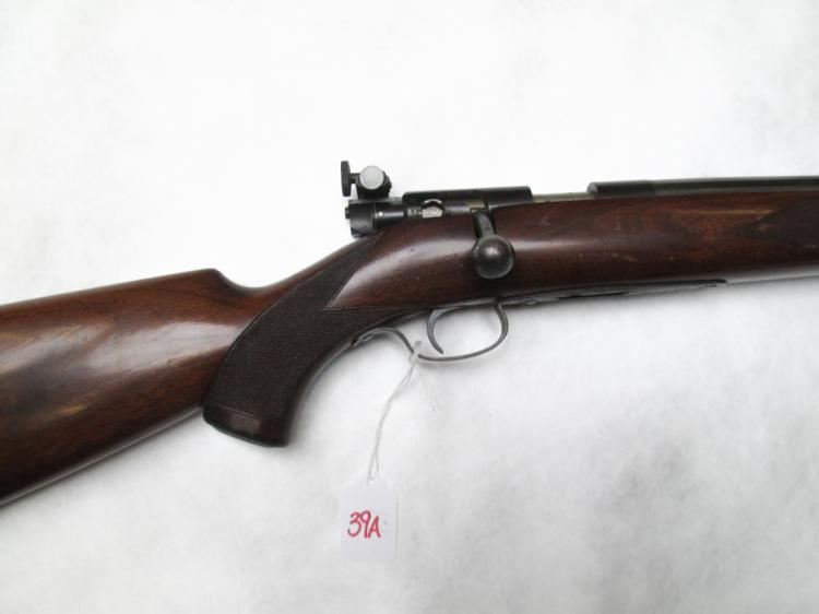 WINCHESTER MODEL 75 BOLT ACTION
