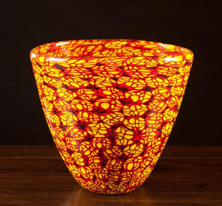 VITTORIO FERRO (Murano, Italy, 1932-2012) ART GLAS