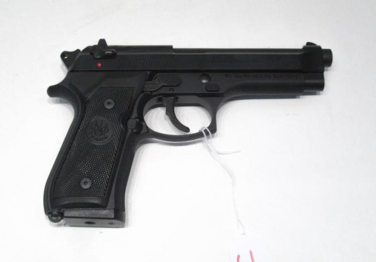 BERETTA U.S. MODEL M9 COMMERCIAL (92FS) DOUBLE ACT