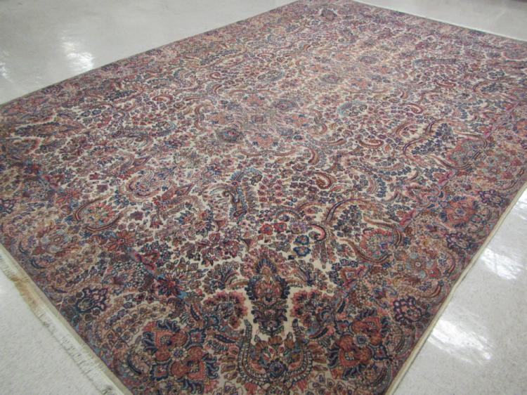 A KARASTAN AMERICAN ORIENTAL CARPET, Kerman floral