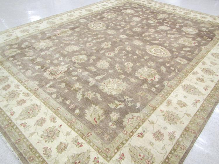 HAND KNOTTED ORIENTAL GRAND ROOM CARPET, Persian K