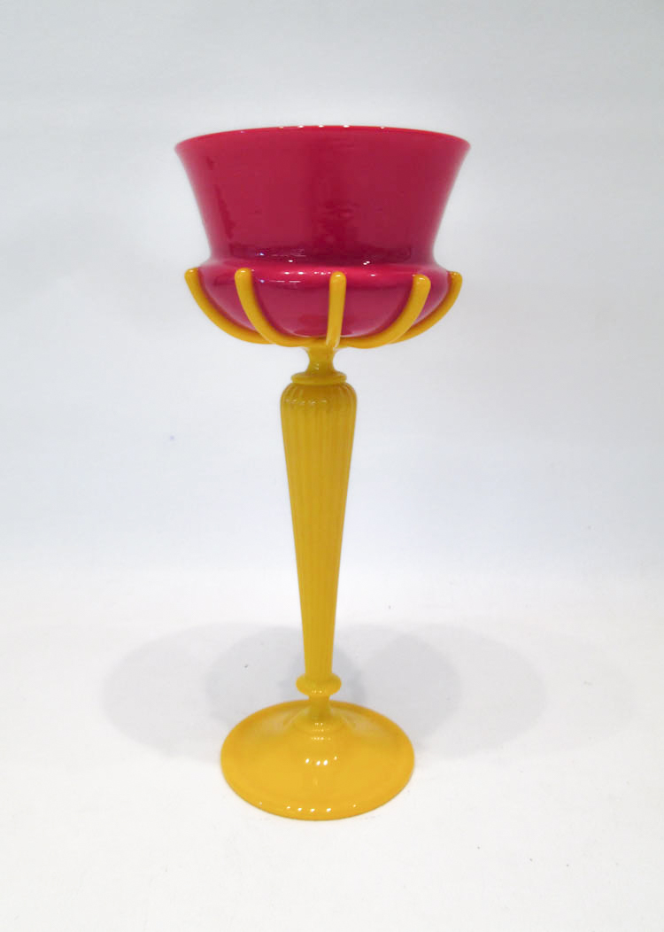 DANTE MARIONI ART GLASS (United States, born 1964)