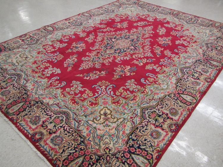PERSIAN KERMAN CARPET, Kerman Province, southeaste