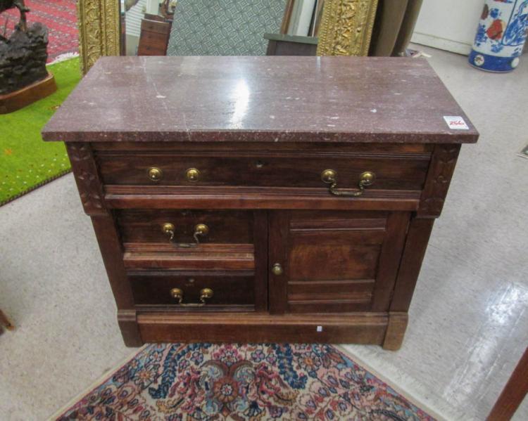 Three piece victorian walnut bedroom furniture set for American walnut bedroom furniture