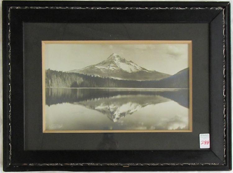 BENJAMIN A.  GIFFORD SILVER GELATIN PHOTOGRAPH (Or
