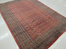 HAND KNOTTED ORIENTAL CARPET, Indo-Turkoman, repea