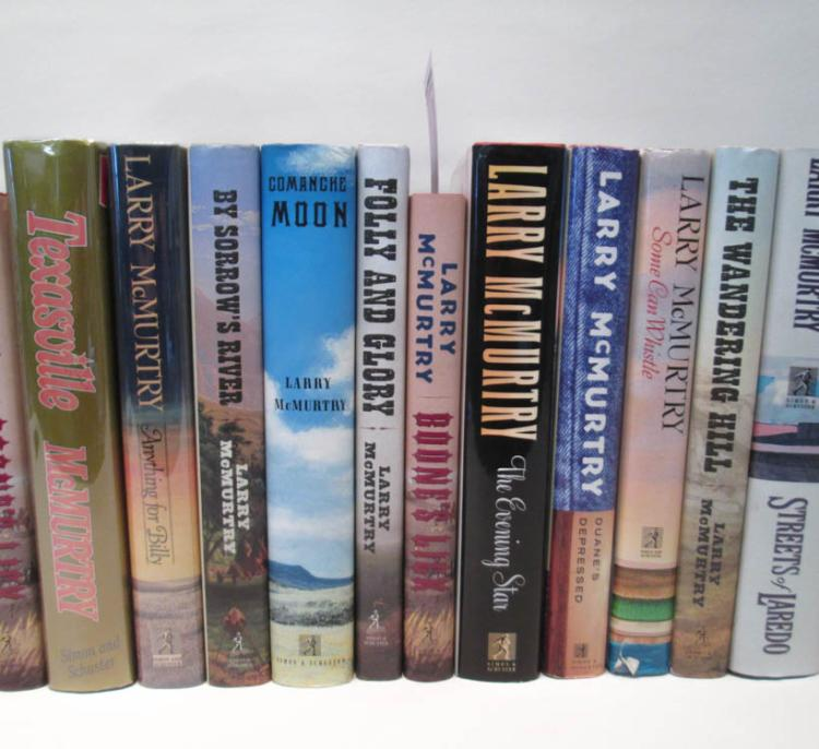 TWENTY HARDBACK BOOKS with original dust jackets i