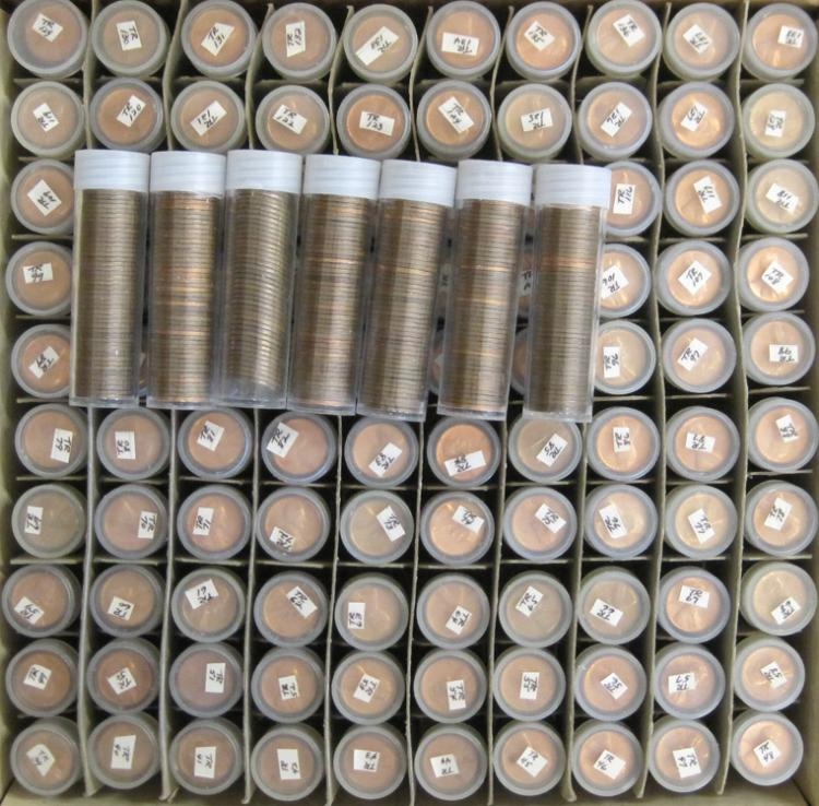 A U.S. LINCOLN CENT COLLECTION