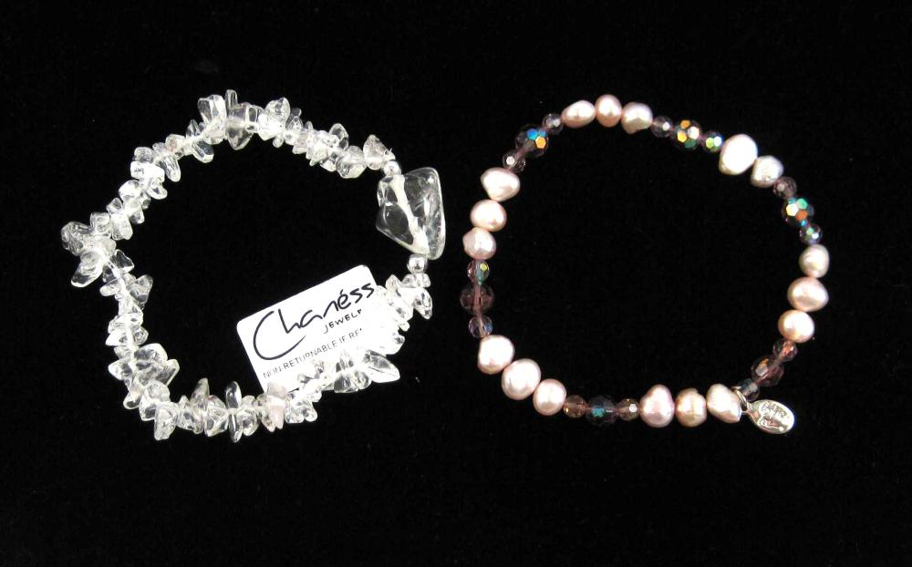 Lot 549: SEVENTEEN ARTICLES OF FASHION JEWELRY, including a