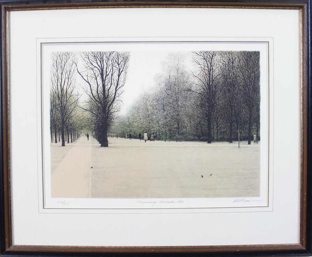 Lot 550: HARLOD ALTMAN (Pennsylvania/France, 1924-2003) lit