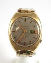 Lot 22: MAN'S VINTAGE ACCUTRON WRIST WATCH, Bulova Watch C