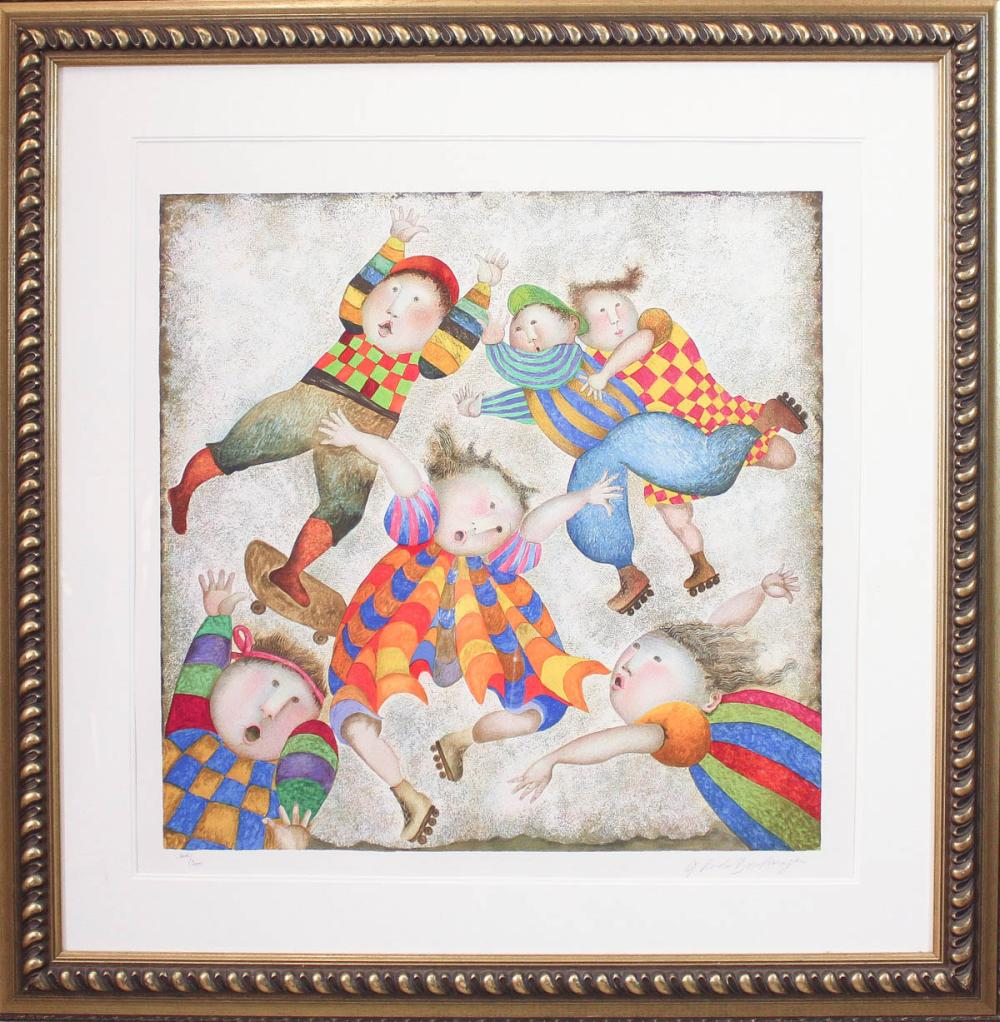 Lot 66: GRACIELA RODO BOULANGER (Bolivia/France, born 1935