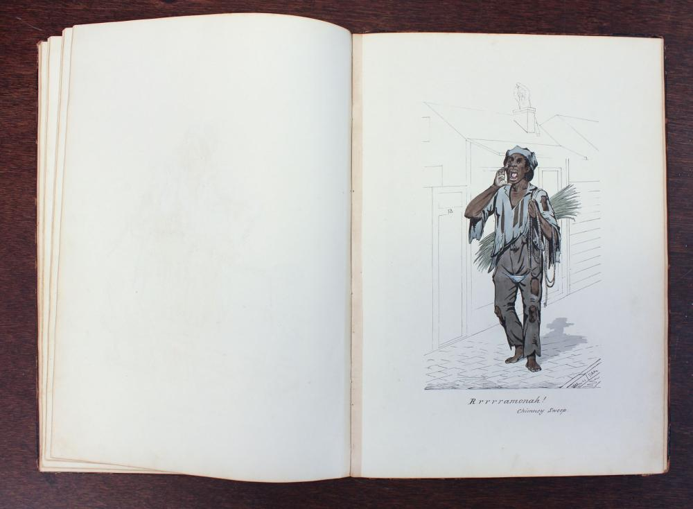 "Lot 185: BOOK: ""NEW ORLEANS CHARACTER"" by Leon Joseph Frem"