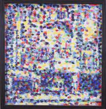 Lot 285: TOM CRAMER (Oregon, born 1960) two oil on canvas m