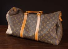 LOUIS VUITTON BAG made in the USA by