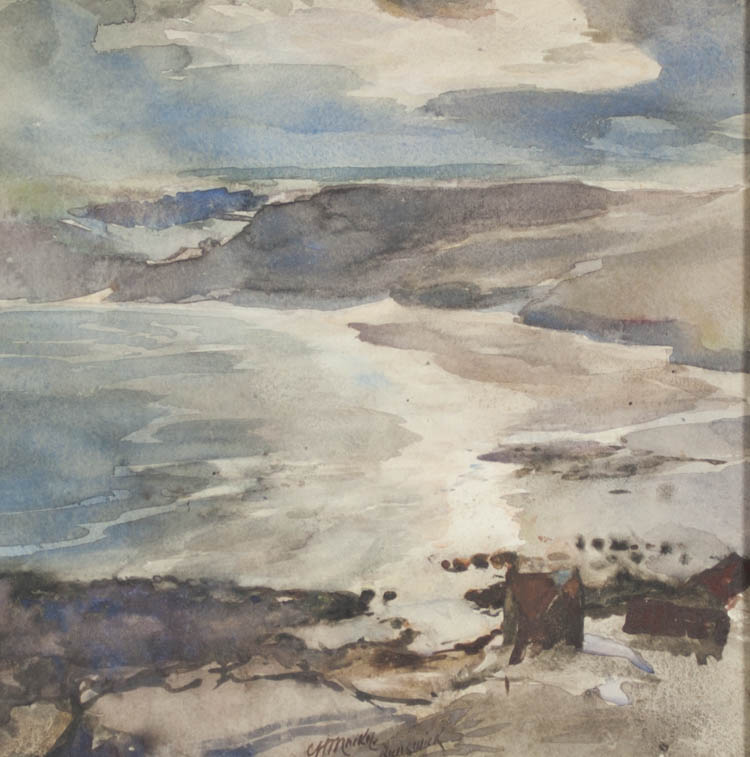 CHARLES HODGE MACKIE WATERCOLOR ON PAPER (United K