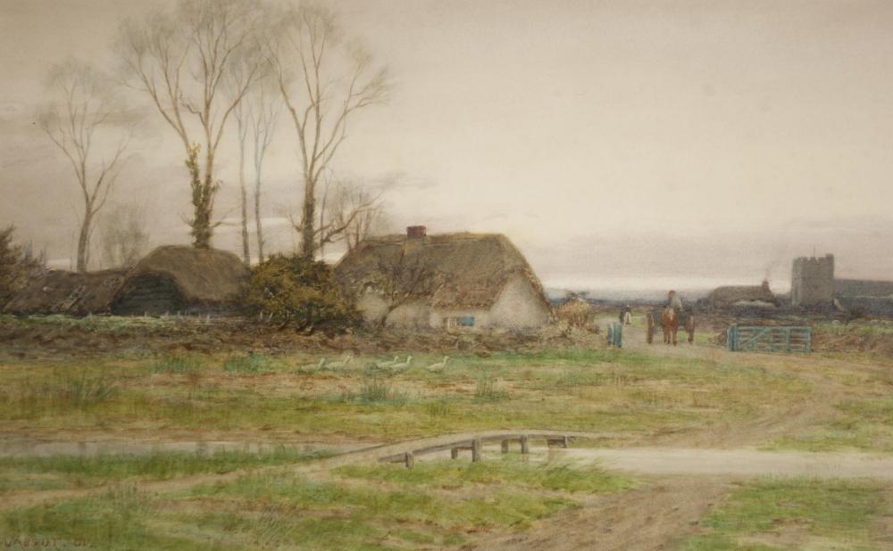 CURTIUS DUASSUT (United Kingdom, 19th/20th century