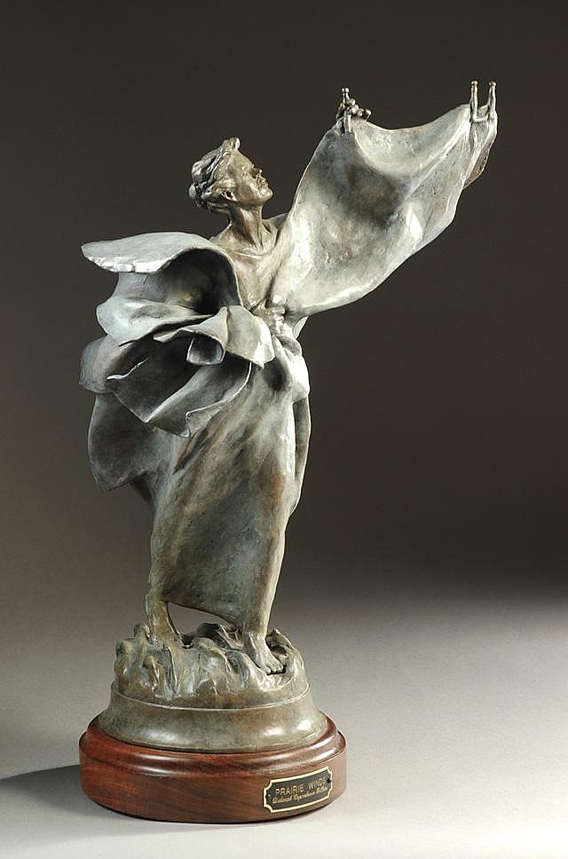 DEBORAH COPENHAVER-FELLOWS ORIGINAL BRONZE