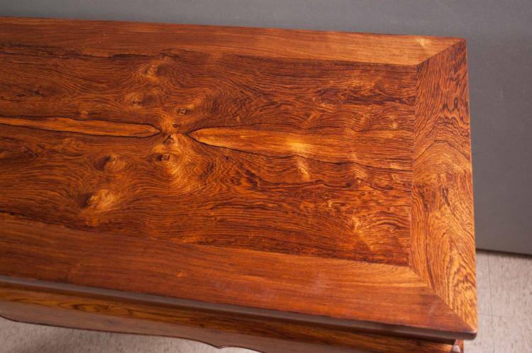 CHINESE HUANGHUALI WOOD ALTAR TABLE, Ming style, f