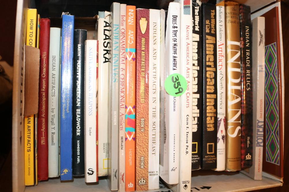 Box of Indian Books