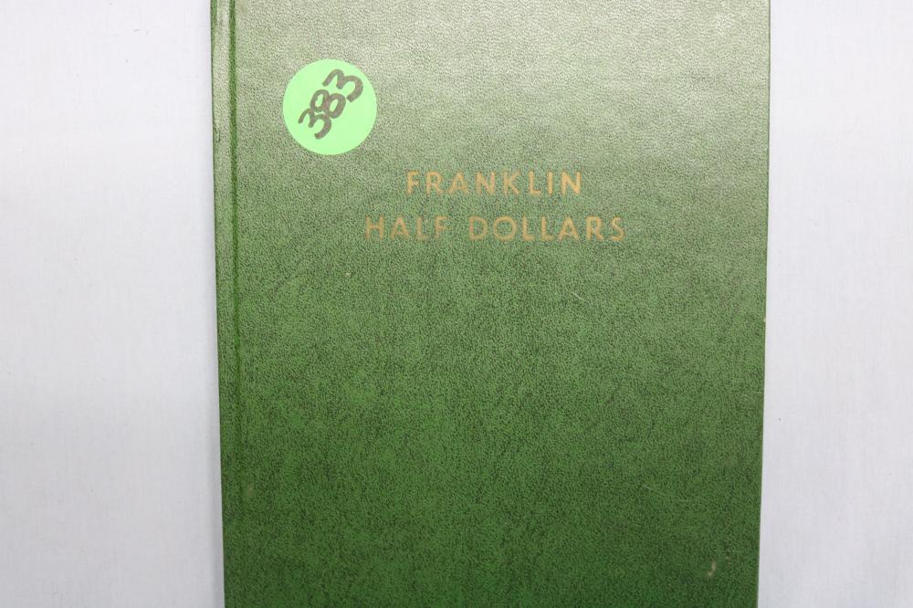 (35) Franklin Half Dollars