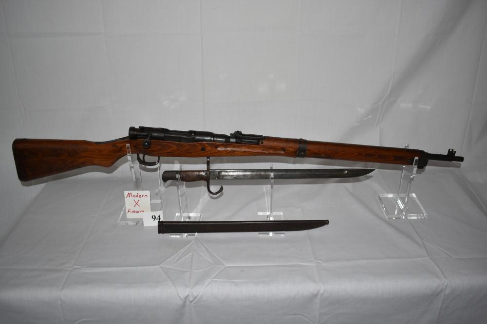 (X) Japanese Type 99 Arisaka Rifle