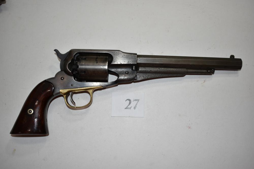 E. Remington & Sons, USA Mod 1858 New Model Army .44 cal. Perc Revolver