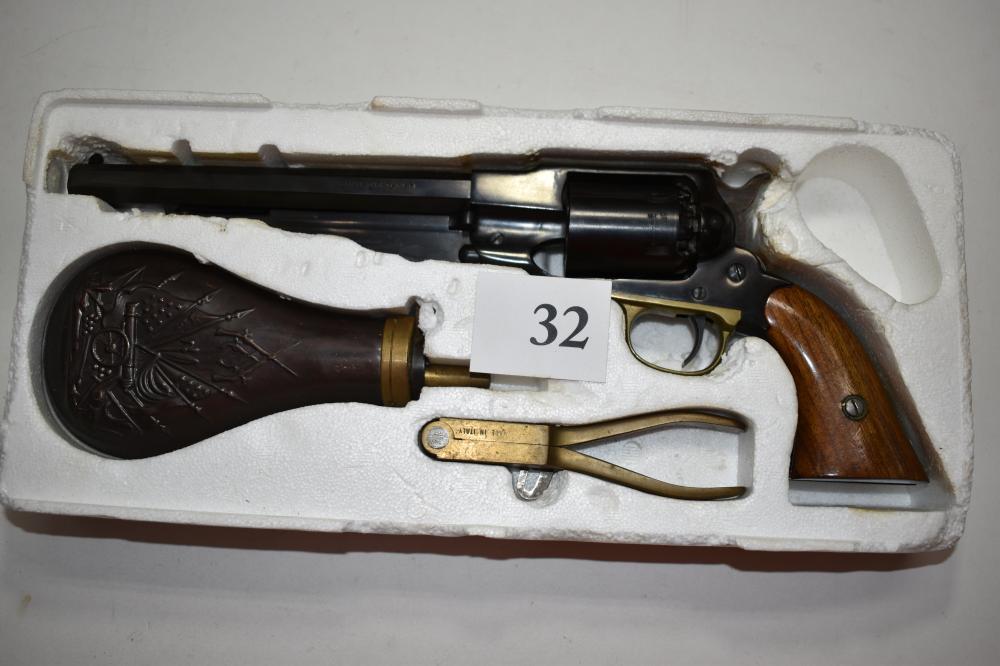 Italy made .44 cal. New Army Mod Perc Revolver
