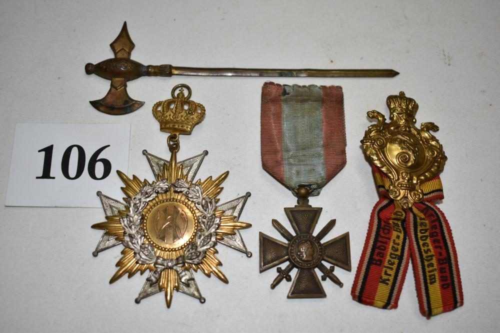 Misc. Foreign Medals