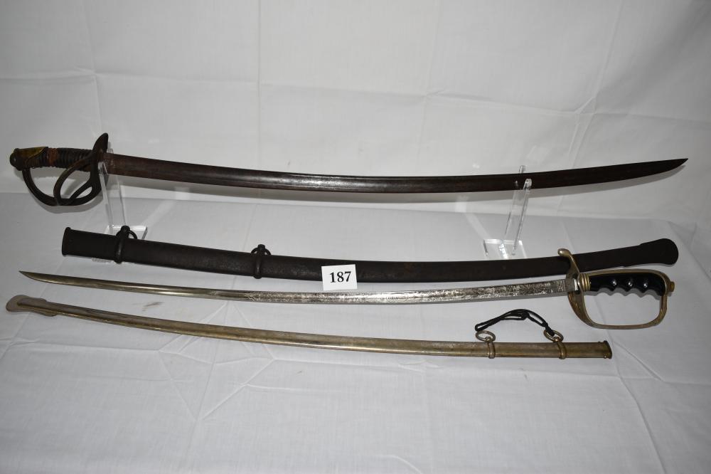 (2) Swords