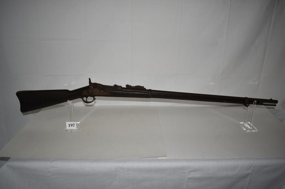 Springfield Model Trapdoor 45/70 Rifle