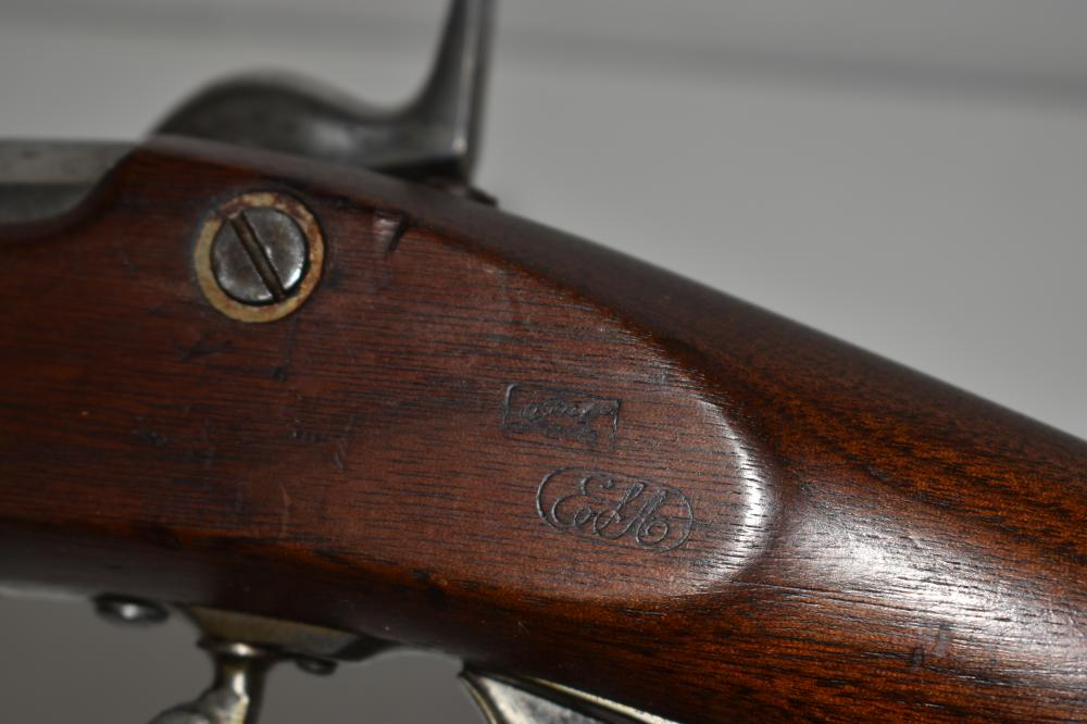 Springfield Model 1863 .58 cal. Perc Civil War Rifle Musket