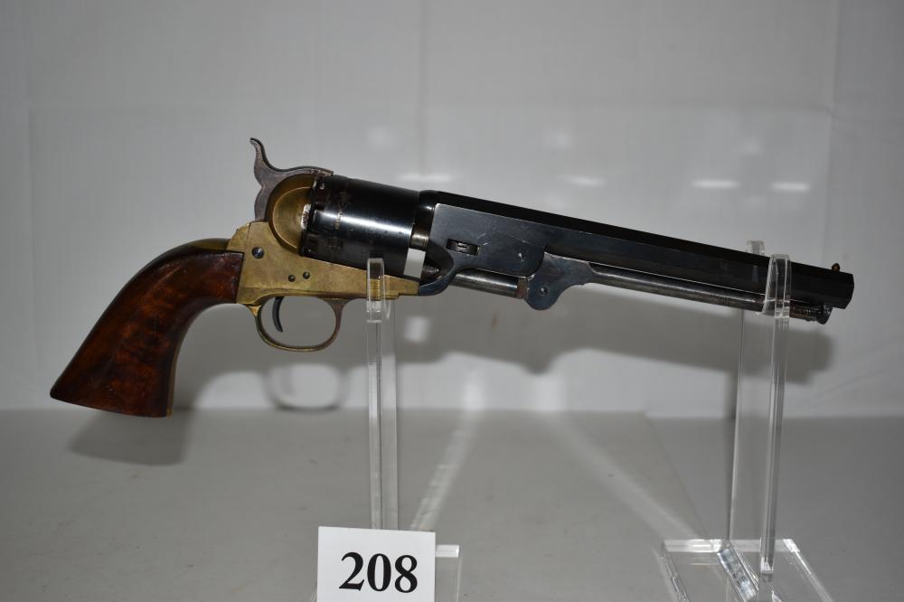 EIG .36 Cal. Navy Percussion Revolver