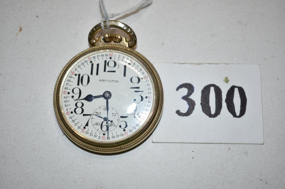Hamilton 992B, Pocket Watch