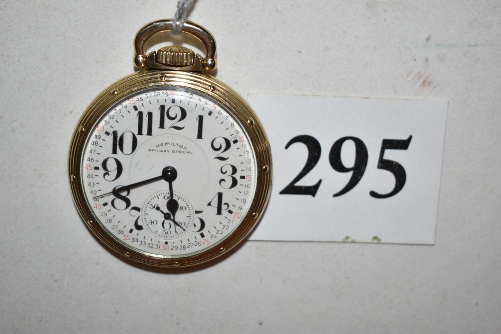 Hamilton 950B, Pocket Watch