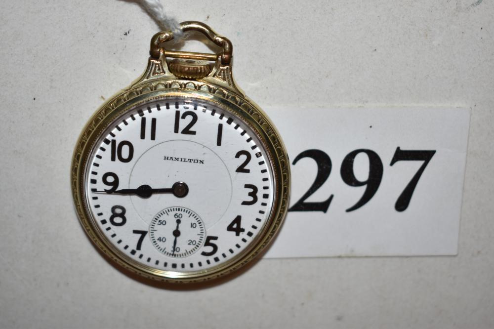 Hamilton 992, Pocket Watch