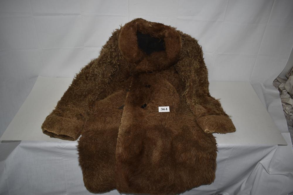 Cownie Tanning Co. Fur Buffalo Coat