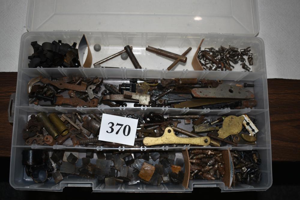Job lot Firearm Parts, Flints