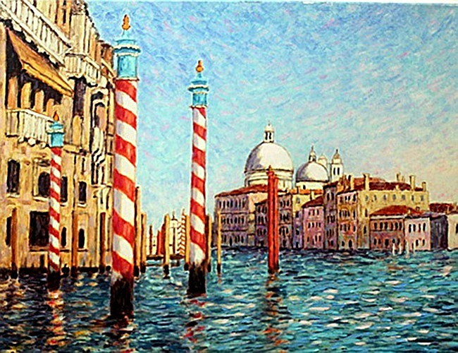 Giclee on Canvas by Diane Monet