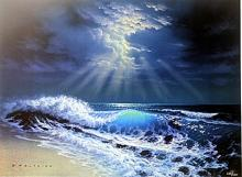 """Divinity Revealed"" by Walfrido Garcia"