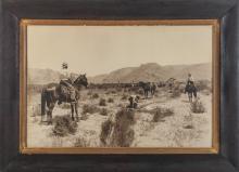 Ramsey Cowboy Photograph