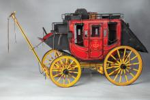 Dale Ford Miniature Stagecoach