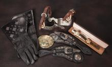 Rex Cauble's Personal Items and Photos