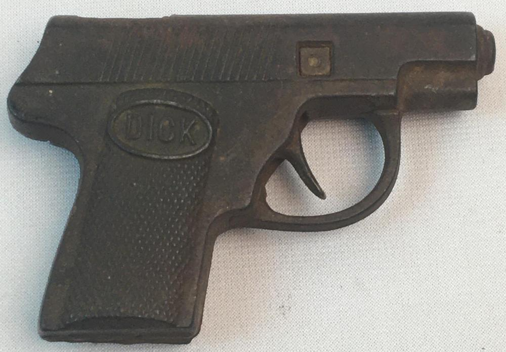 Vintage dick cap gun