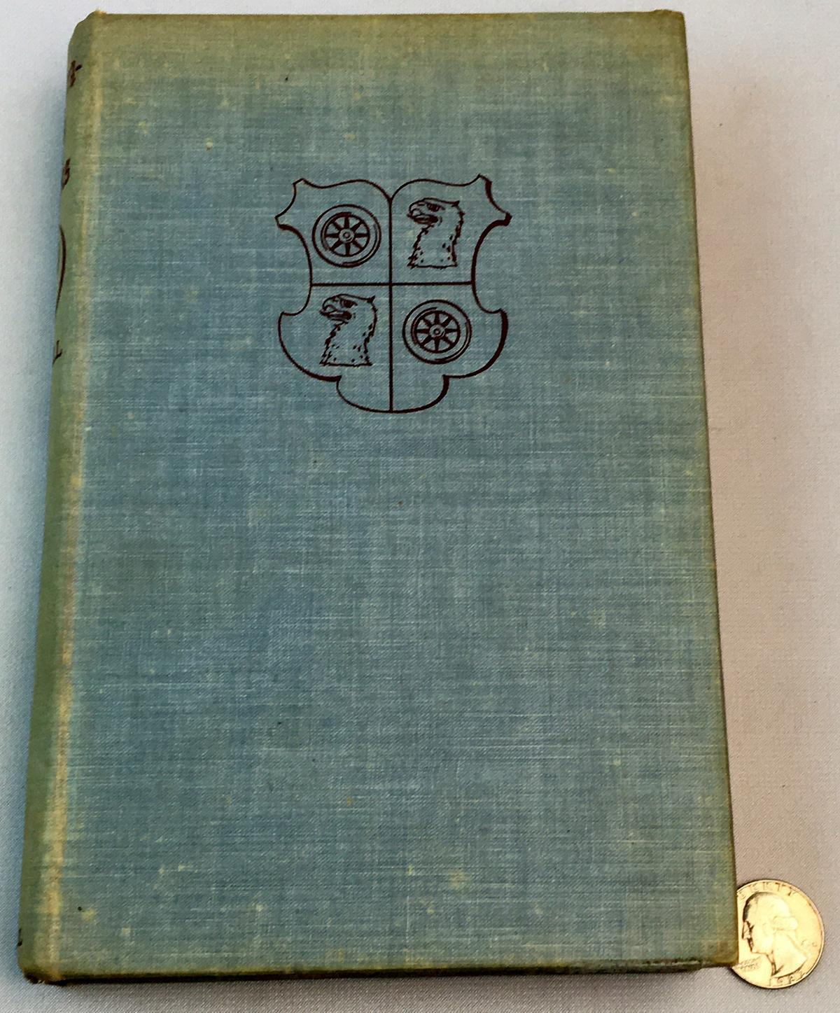 1941 Nostradamus Speaks by Rolfe Boswell FIRST EDITION