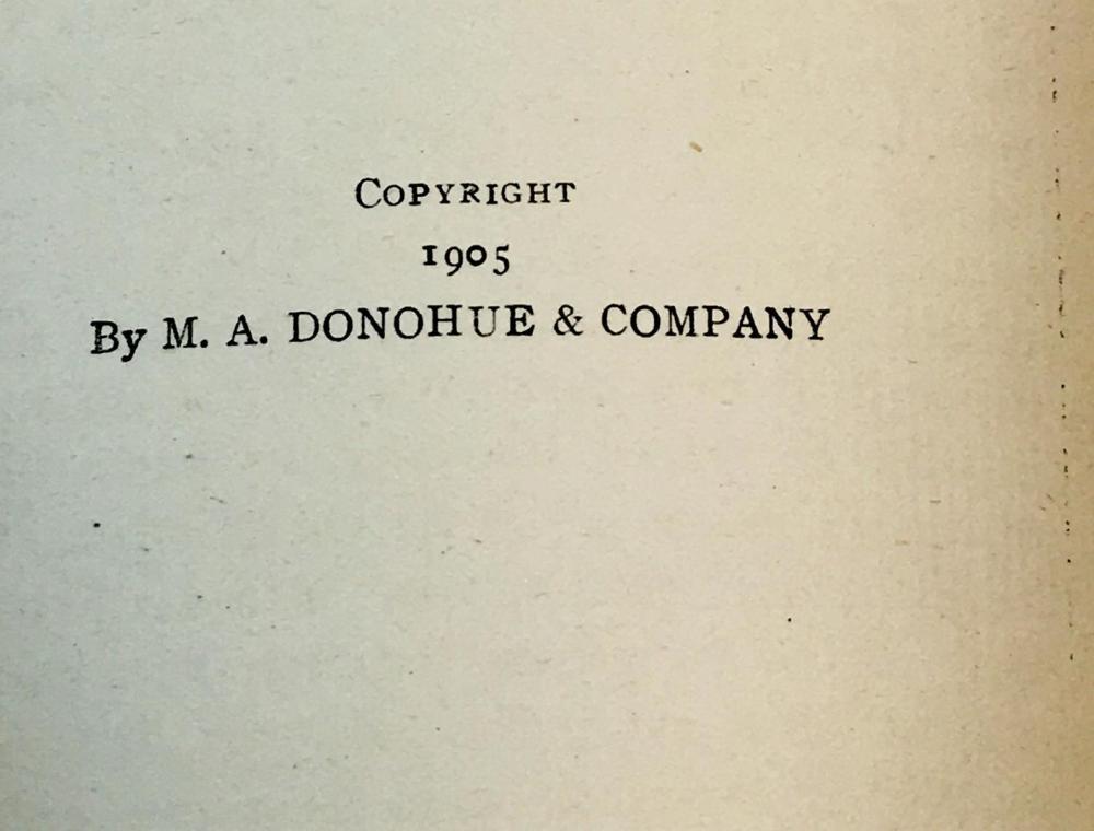 1905 John Smith U.S.A. FIRST EDITION