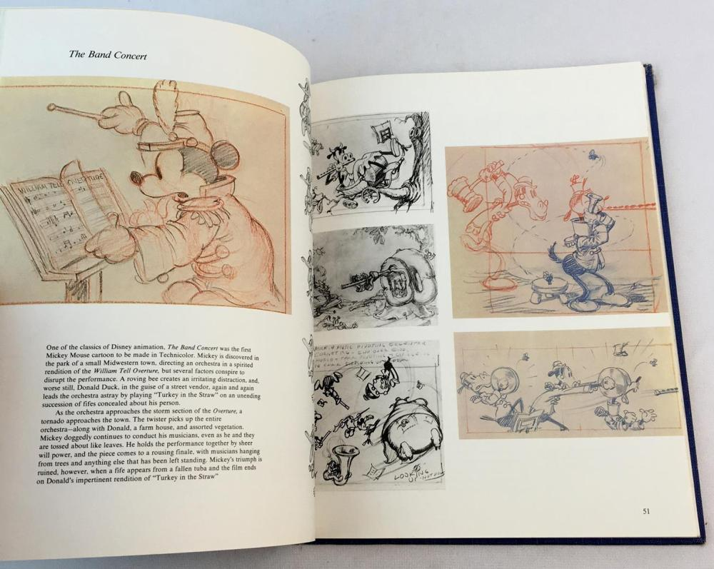 1975 The Art Of Walt Disney 'From Mickey Mouse To The Magic Kingdom by Christopher Finch