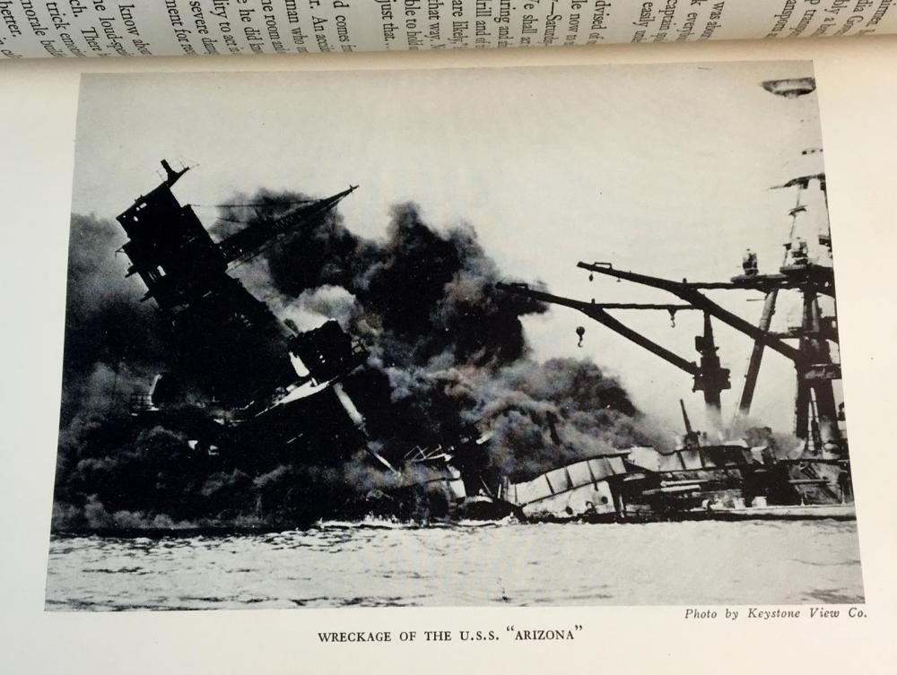 1942 Torpedo Junction: With The Pacific Fleet From Pearl Harbor to Midway by Robert J. Casey FIRST EDITION