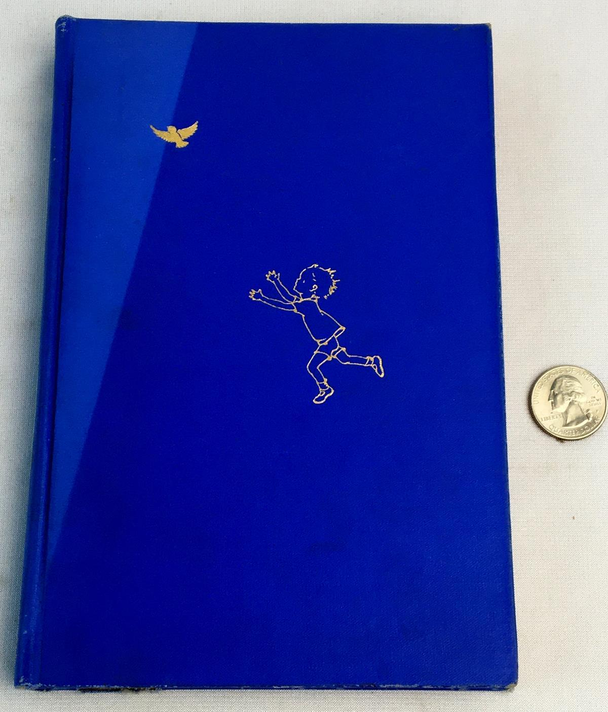 1927 Balloon Moon by Elise Pumpelly Cabot Illustrated FIRST EDITION