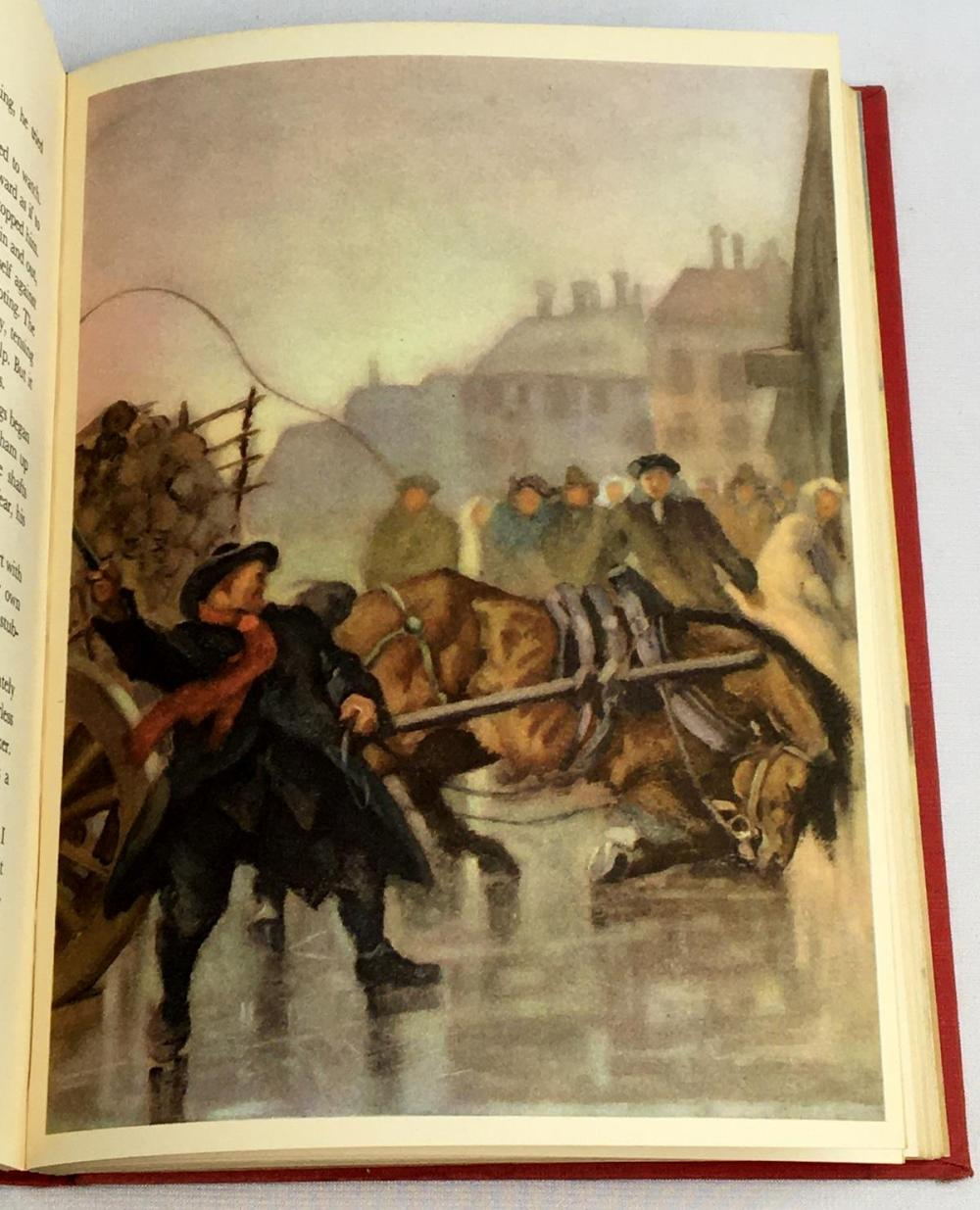 1948 King of The Wind by Marguerite Henry Illustrated FIRST EDITION